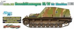 Sd.Kfz 165 Geschutzwagen III/IV fur Munition