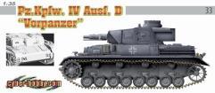 Panzer IV Ausf.D Vorpanzer