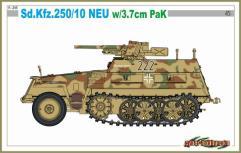 Sd.Kfz. 250/10 NEU w/3.7cm PaK