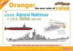 U.S.S.R. Admiral Nakhimov vs. U.S.S. Dallas (SSN-700)