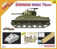 Sherman M4A4 75mm