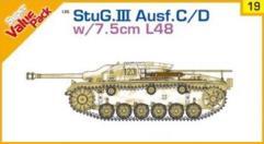 StuG. III Ausf. C/D w/7.5cm L48