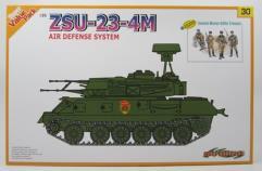 ZSU-23-4M Air Defense System w/Soviet Motor Rifle Troops