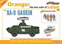 SA-9 Gaskin w/Motor Rifle Troops
