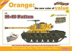 M-46 Patton + G.I. Pusan Perimeter 1950 Figure Set