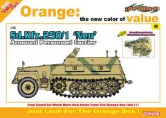 """Sd.Kfz.250/1 """"Neu"""" Armored Personnel Carrier w/Crew"""