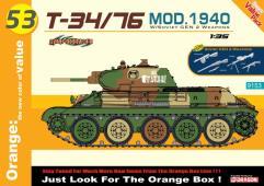 T-34/76 Mod.1940 w/GEN2 Soviet Infantry Weapons