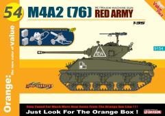 M4A2 (76) Red Army w/Maxim Machine Gun