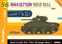 M4A3(75)W Welded Hull