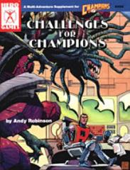 Challenges for Champions