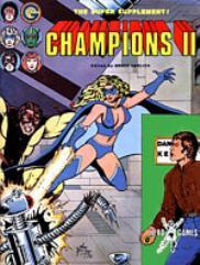 Champions II (1st Printing)