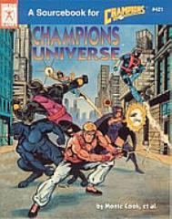 Champions Universe