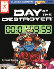 Day of the Destroyer