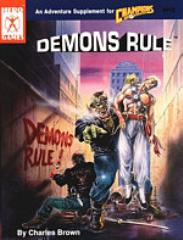 Demons Rule