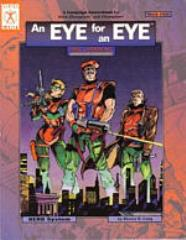 Dark Champions - An Eye for an Eye