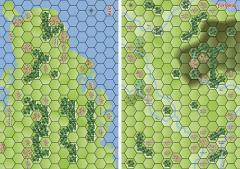 Diex Aie - Campaign Maps
