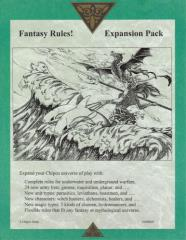 Fantasy Rules! Expansion Pack