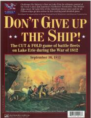 Don't Give Up the Ship! (1st Edition)