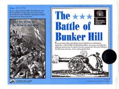 Battle of Bunker Hill, The (1st Printing)