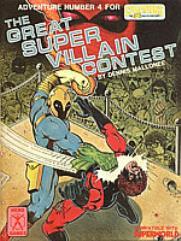 Great Super Villain Contest, The