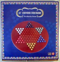 "15"" Chinese Checkers"