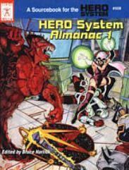 Hero System Almanac #1