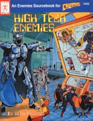 High Tech Enemies