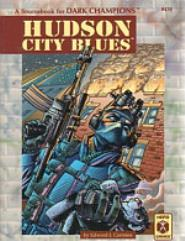 Dark Champions - Hudson City Blues
