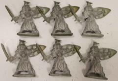 Knights Slashing w/Sharp Swords Collection #1