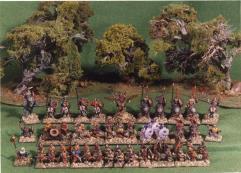Fantasy Hill Dwarf Army