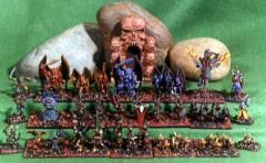 Fantasy Evil Army