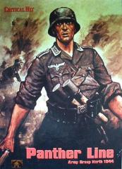 Panther Line - Army Group North 1944