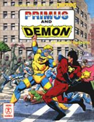 Primus and Demon