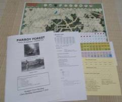 Parroy Forest - France, 28 September - 6 October 1944