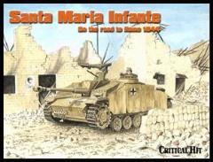 Santa Maria Infante (Cardstock Map Edition)