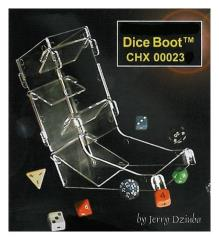 Dice Boot - Portable Dice Tower