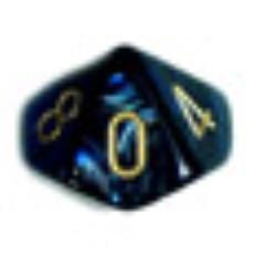 D10 Jade w/Gold (10)