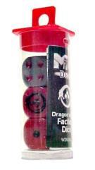 Dragon's Fury Faction Dice