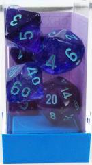 Poly Set Nebula Nocturnal w/Blue (7)