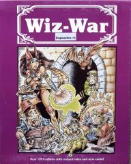 Wiz-War Expansion #1