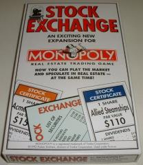 Monopoly Expansion - Stock Exchange