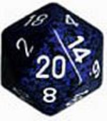D20 34mm Stealth