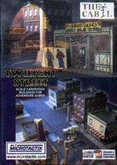 Twilight Street w/21st Century Heroes