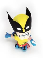 Super Deformed Plush - Wolverine