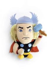 Super Deformed Plush - Thor