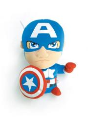Super Deformed Plush - Captain America