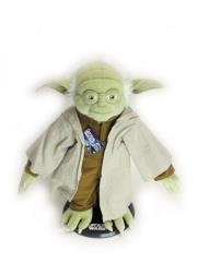 Yoda w/Stand (Collector Plush)