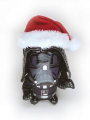 Super Deformed Plush - Santa Darth Vader