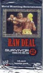Survivor Series 2 Booster Pack