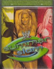 Summerslam Deck Holder